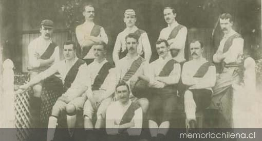 El football en el año 1893