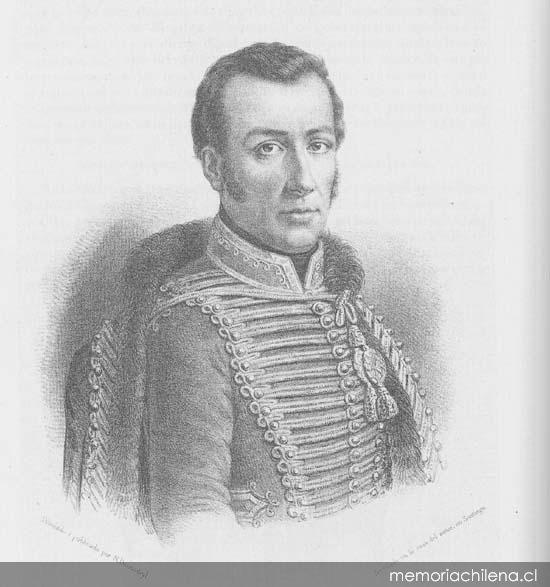 José Miguel de Carrera, 1785-1821