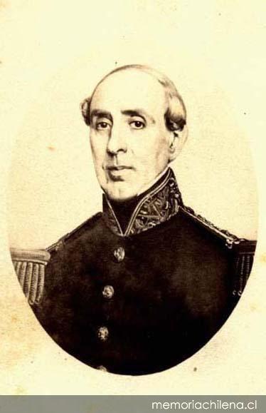 Manuel Blanco Encalada, 1790-1876