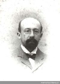 José Toribio Medina luego de sus viajes a España, ca. 1890