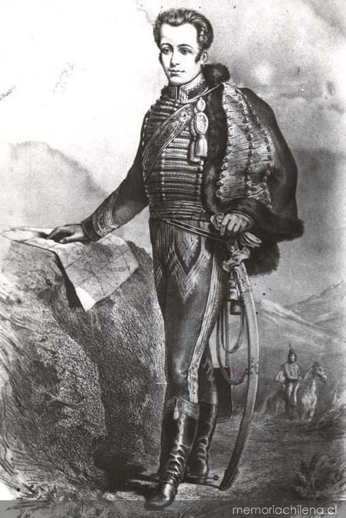 José Miguel Carrera, 1785-1821