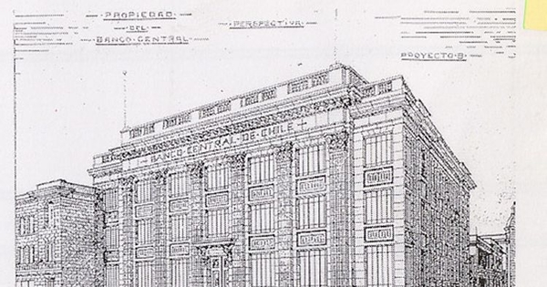Banco Central De Chile 1925 2009 Memoria Chilena Biblioteca Nacional De Chile