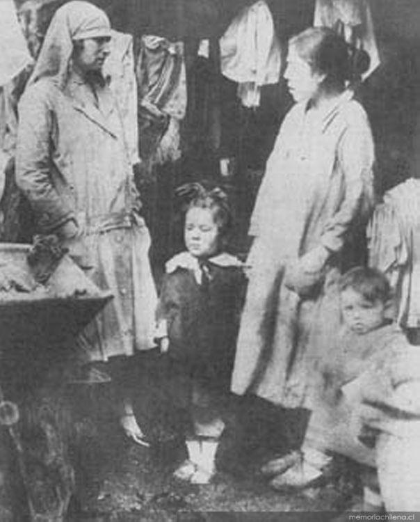 Resultado de imagen para chile pobreza 1930