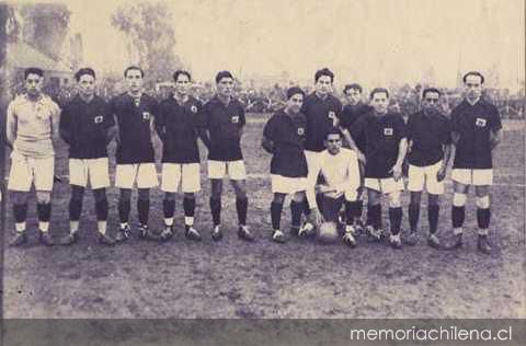 Santiago Wanderers : vencedor de Colo-Colo