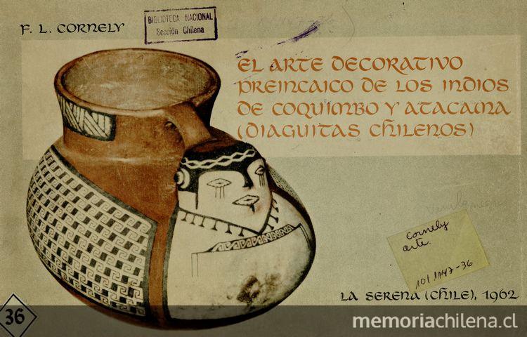 El arte decorativo preincaico de los indios de Coquimbo y Atacama