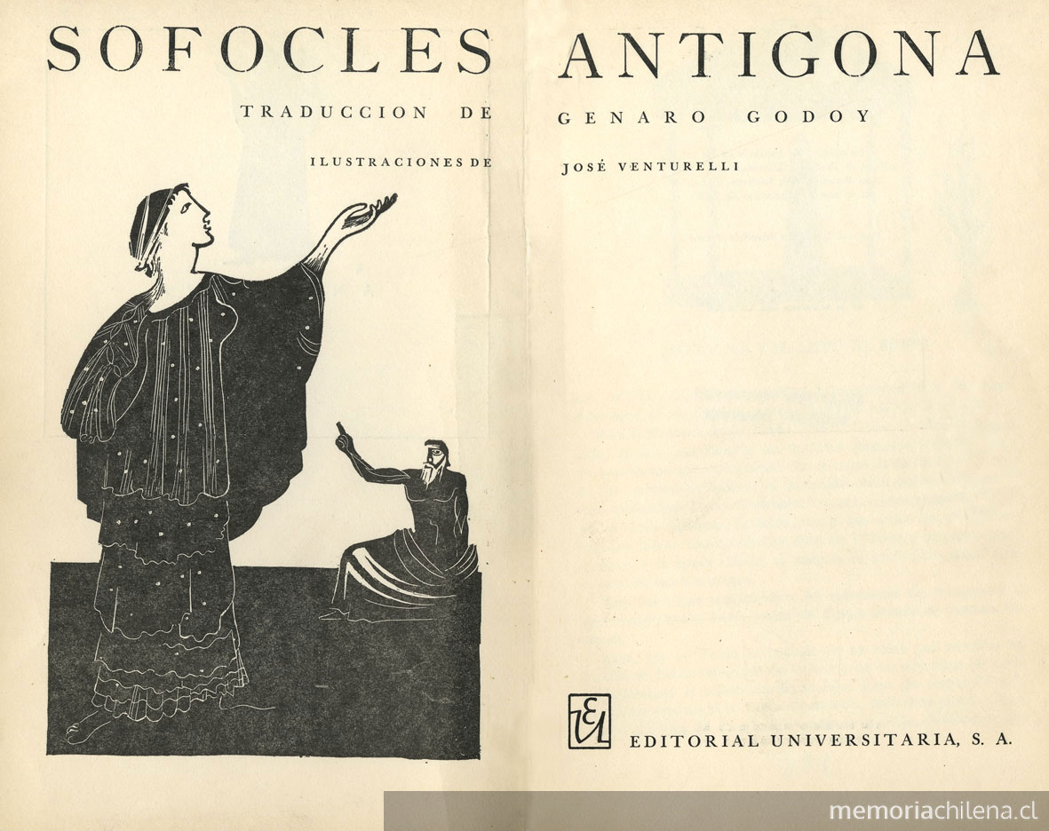 livro antigona sofocles