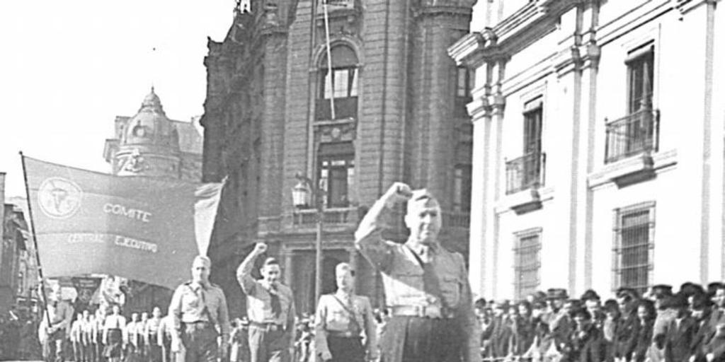 El Partido Socialista de Chile (1933- ) - Memoria Chilena, Biblioteca ...