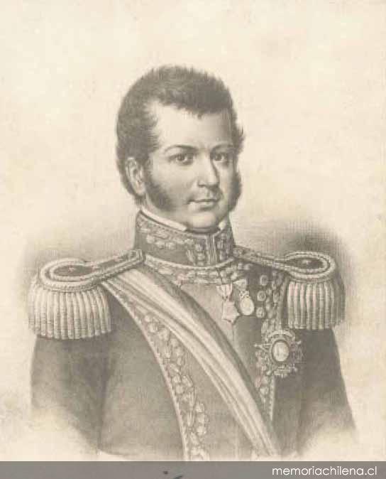 Bernardo O\'Higgins Riquelme (1778-1842) - Memoria Chilena ...