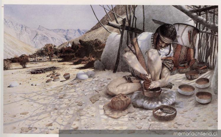 Etnias Prehispnicas del Norte de Chile  Memoria Chilena