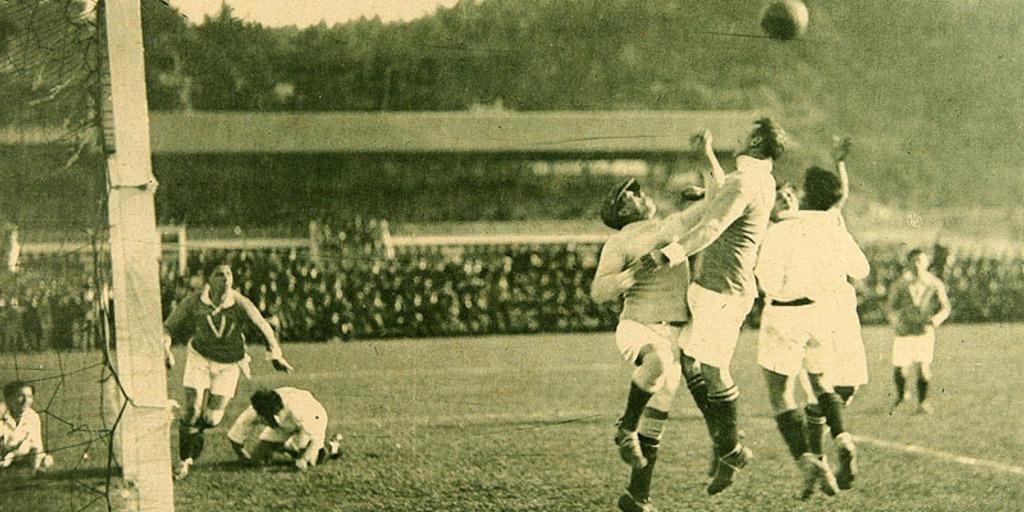 db24c080f3 Inicios del fútbol chileno (1895-1933) - Memoria Chilena