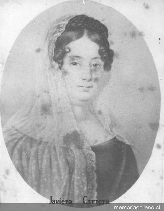 Javiera Carrera (1791-1862)