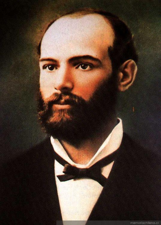 Arturo Prat Chacón, 1848-1879