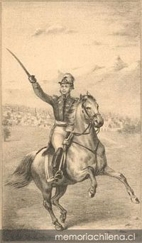 Bernardo O'Higgins, 1778-1842