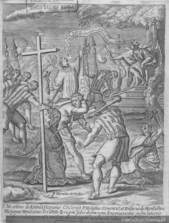 La Guerra de Arauco 15501656  Memoria Chilena Biblioteca