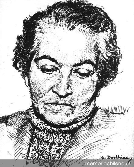Gabriela Mistral, 1889-1957
