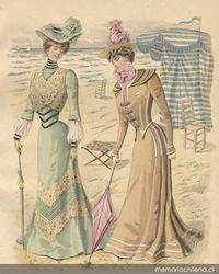 La Moda Femenina