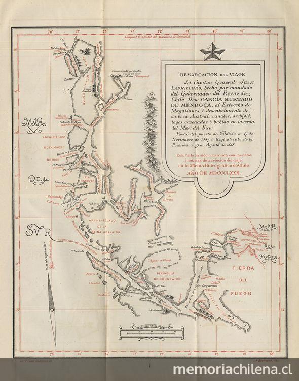 Delinetao Omnioum orarum totius Australis, 1596