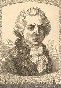 louis antoine de bougainville 1729 1811 memoria chilena portal