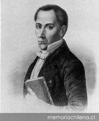 Diego Portales, 1854