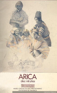 Vestimentas y adornos prehispánicos de Arica