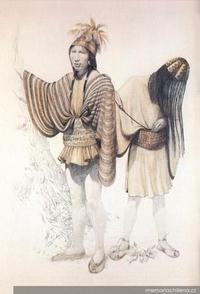 Personajes ariqueños del período de desarrollo regional (1.100-1.470 d.C)