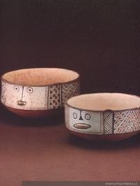 Escudillas : cultura Diaguita : Fases II (1200-1470 d.C.) y III (1470-1536 d.C.)