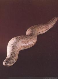Figura ofidiomorfa : cultura Diaguita-Inka : Fase III (1470-1536 d.C.)