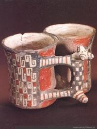 Vasos comunicantes : cultura Diaguita-Inka : Fase III (1470-1536 d.C.)