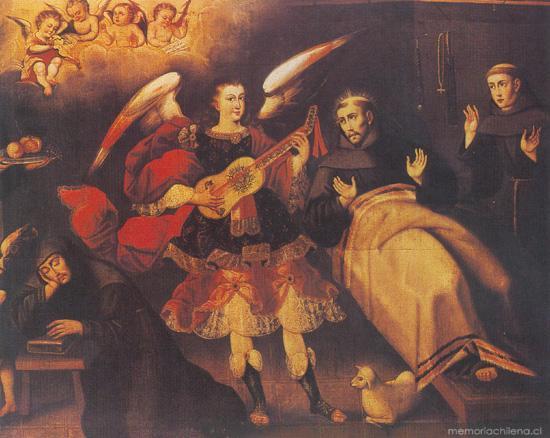 Resultado de imagen para jesuitas en chile durante la colonia