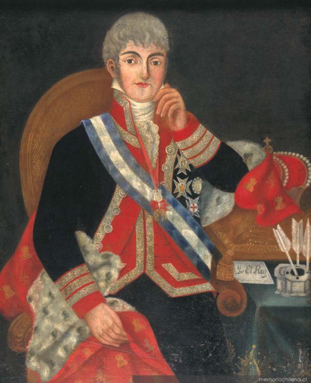 Fernando VII, 1784-1833