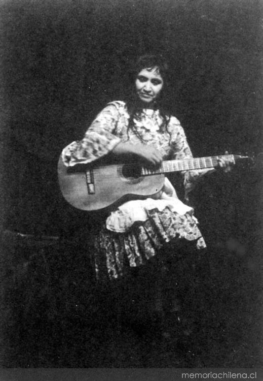 Violeta Parra 19171967  Memoria Chilena Biblioteca Nacional