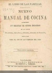 libro de las familias memoria chilena biblioteca
