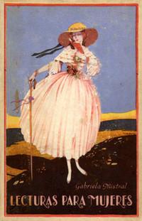 Gabriela Mistral lecturas para mujeres