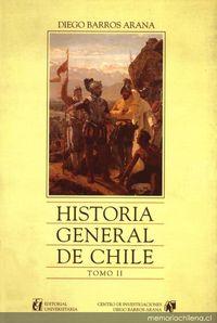 Historia general de Chile : tomo 2