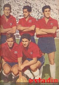 Artículos sobre el Mundial de Fútbol de 1962
