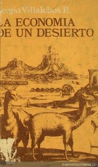 La economía de un desierto: Tarapacá durante la Colonia