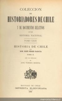 Historia natural, militar, civil y sagrada del Reino de Chile en su descubrimiento, conquista, gobierno, población, predicación evangélica, erección de catedrales y pacificación