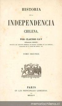 Historia de la independencia chilena
