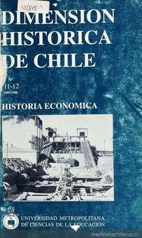 Historiografía minera de Chile (1870-1996). Ensayo bibliográfico