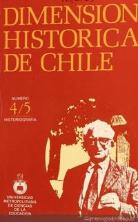 La historiografía económica de Chile. Reflexiones y balances