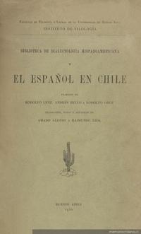 El español en Chile