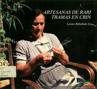 Artesanas de Rari: tramas en crin