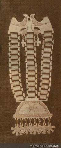 Trapelacucha de plata