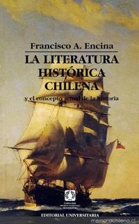 La literatura histórica chilena y el concepto actual de la historia