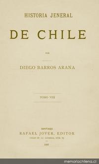 Historia jeneral de Chile