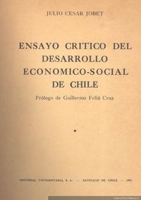 Ensayo crítico del desarrollo económico-social de Chile