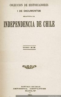 Diarios, efemérides, planes, proclamas, procesos, manifiestos y documentos concernientes a la revolución de 1810