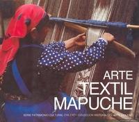 Arte textil mapuche
