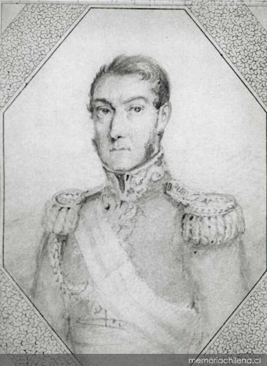 José de San Martín, 1778-1850