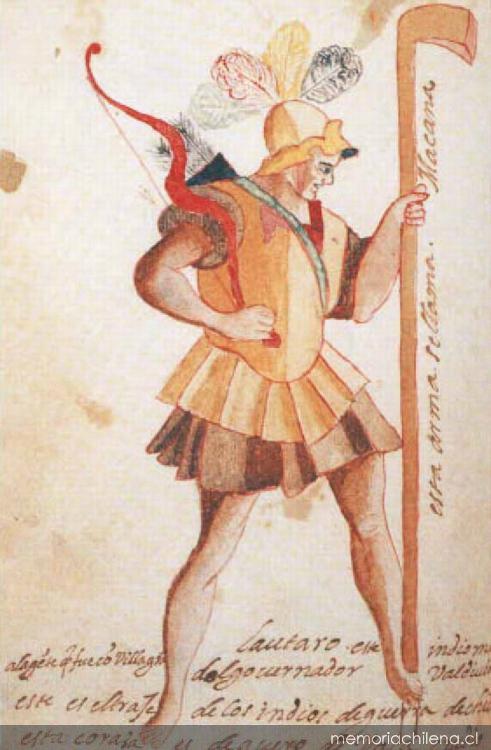 Lautaro, ca. 1534-1557